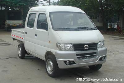 东风 俊风T60 1.8L 55马力 柴油 双排栏板微卡