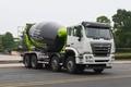 中国重汽 豪瀚J5G 340马力 8X4 混凝土搅拌车(中联重科)(ZLJ5312GJBAE)