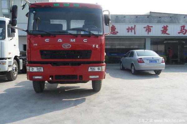 华菱重卡 310马力 6X4 自卸车(HN3240P31D7M3)外观图