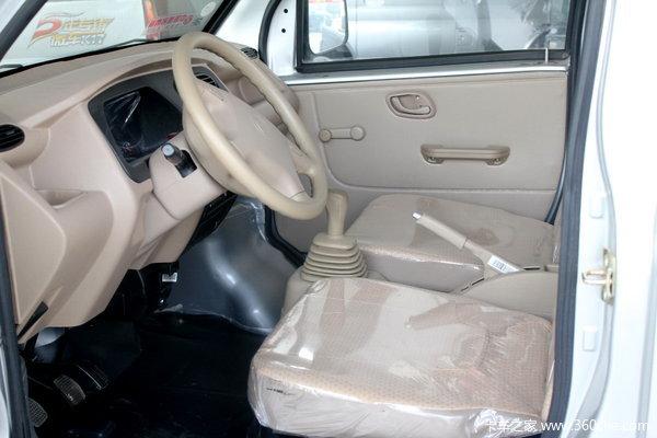 2008款 东风小康 K01系列 1.0L 53马力 汽油 单排栏板微卡驾驶室图