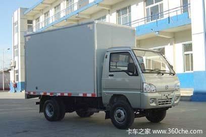凯马 福运来 52马力 汽油 单排厢式微卡外观图