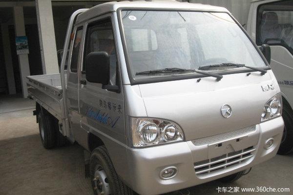 凯马 福运来 52马力 汽油 排半栏板微卡(KMC1029P3)外观图