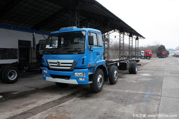 徐工 瑞龙重卡 220马力 6X2 栏板载货车(NXG1251D3PL1)