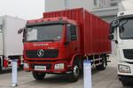 陕汽重卡 德龙L3000 210马力 4X2 7.8米厢式载货车
