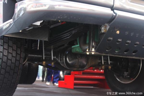 解放 J6重卡 390马力 6X6 载货车(底盘)(CA2250P66K24TL2E)底盘图