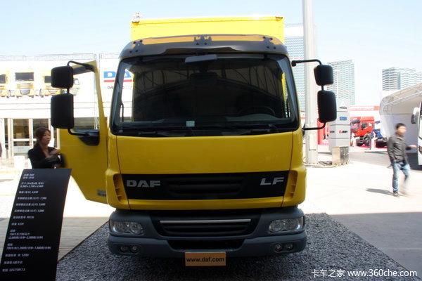达夫 LF系列中卡 185马力 4X2 厢式载货车(LF45)