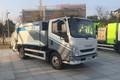 跃进 超越C500-33 150马力 4X2车压缩式垃圾车(畅达牌)(NJ5080ZYS5)