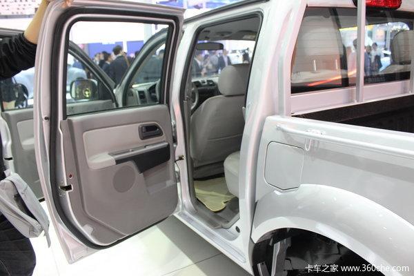 长城 风骏5 2.0L柴油 四驱 双排皮卡驾驶室图