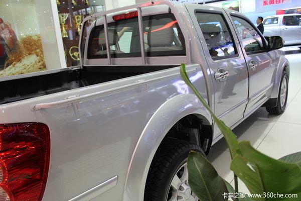 长城 风骏5 2.0L柴油 四驱 双排皮卡上装图