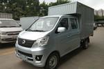 长安商用车 新星卡 1.5L 112马力 汽油 2.25米双排厢式微卡(SC5027XXYSFA5)