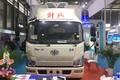 解放 J6F 154马力 4X2 4.13米冷藏车(CA5044XLCP40K2L1E5A84)
