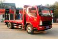中国重汽HOWO 悍将 190马力 4X2 平板运输车(ZZ5147TPBH4515F1)