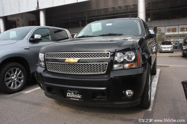 2011款雪佛兰 雪崩 5.3L汽油 四驱 双排皮卡