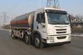 青岛解放 龙V 220马力 6X2 铝合金运油车(陆平机器牌)(LPC5252GYYC5)