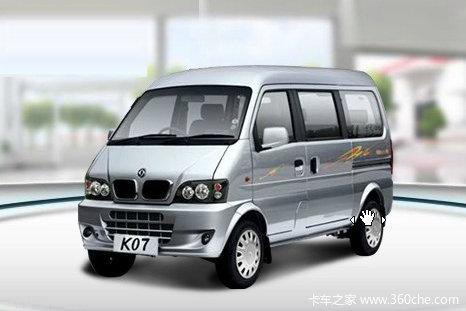 2006款 东风小康 K07 基本型 70马力 1.0L微面