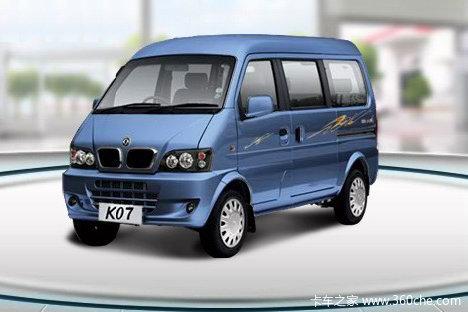 2006款 东风小康 K07 基本型 70马力 1.0L微面外观图