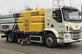 东风柳汽 新乘龙M3 210马力 4X2 洗扫车(徐工牌)(长轴距)(XZJ5180TXSL5)