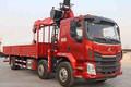 东风柳汽 新乘龙M3 220马力 6X2 8米随车吊(宏昌天马牌)(HCL5250JSQLZ5)