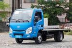 跃进 小福星S70 2019款 110马力 3.65米单排栏板轻卡(国六)(SH1033PEGCNZ)