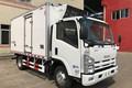庆铃 五十铃KV600 130马力 4X2 4.015米冷藏车(顺肇牌)(SZP5040XLCQL2)