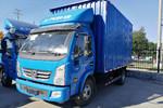 跃进 上骏X500-33 高配版 143马力 4.18米单排厢式轻卡(SH5042XXYKFDCWZ4)