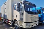 一汽解放 J6L中卡 180马力 4X2 5.2米排半厢式载货车(CA5120XXYP62K1L2E5Z)