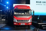 四川现代 泓图500 130马力 4X2 4.165米单排厢式轻卡(6挡)(CNJ2040XXYZDB33V)