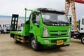 上汽跃进 开辟X500 140马力 4X2 平板运输车(SH5042TPBKFDCWZ)
