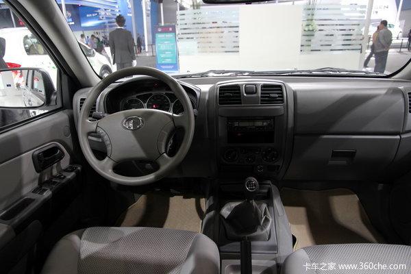 2013款长城 风骏5 商务版 精英型 2.8L柴油 小双排皮卡驾驶室图