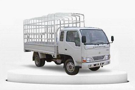 长安跨越 威豹 120马力 4X2 5.2米单排仓栅载货车(SC5050CKD31)