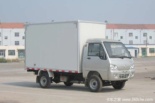 凯马 福运来 1.6L 57马力 柴油 单排厢式微卡外观图