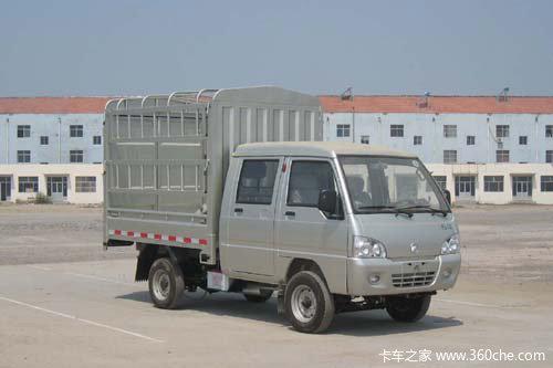 凯马 福运来 1.6L 57马力 柴油 双排仓栅微卡外观图
