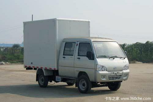 凯马 福运来 1.6L 57马力 柴油 双排厢式微卡外观图