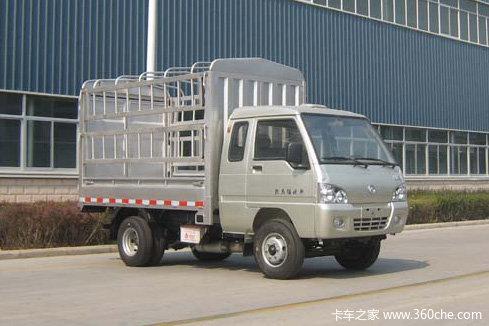 凯马 福运来 1.8L 54马力 柴油 排半仓栅微卡外观图
