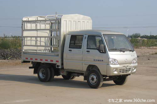 凯马 福运来 1.8L 61马力 柴油 双排仓栅微卡外观图
