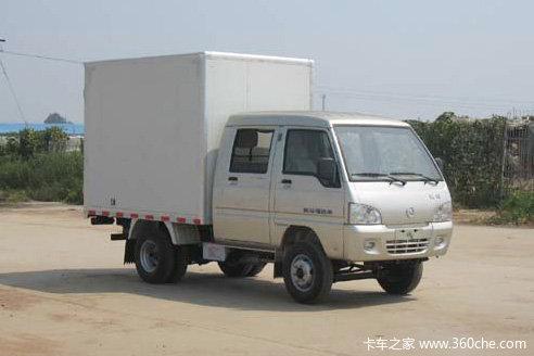 凯马 福运来 1.8L 61马力 柴油 双排厢式微卡外观图
