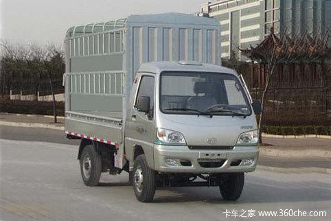 唐骏欧铃 赛菱系列 1.0L 60马力 汽油 单排仓栅微卡