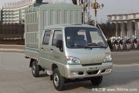 唐骏欧铃 赛菱系列 1.0L 60马力 双排仓栅微卡