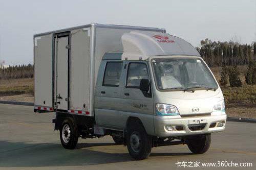 唐骏欧铃 赛菱系列 1.0L 60马力 汽油 双排厢式微卡