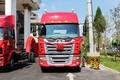 江淮 格尔发K3X 260马力 6X4 车厢可卸式垃圾车(HFC5251ZXXVZ)