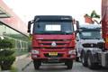 中国重汽 HOWO-7 400马力 8X4 平板运输车(16T)(华威驰乐牌)(SGZ5311TPBZZ5T7)