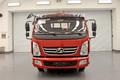 跃进 上骏X500 130马力 4X2 平板运输车(程力威牌)(CLW5165TPBN5)