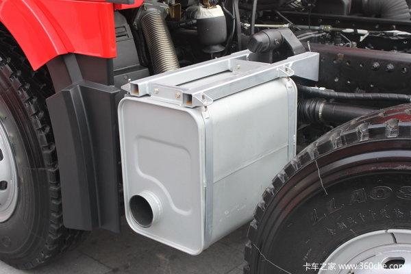 解放 J6M重卡 260马力 8X2 栏板载货车(CA1310P63K1L6T10A3E)底盘图