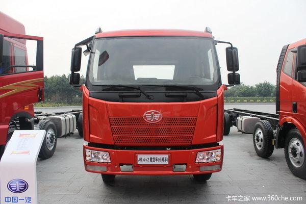 解放 J6L中卡 标准型 140马力 4X2 载货车(CA1160P61K1L4E)外观图