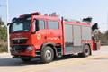 中��重汽 HOWO T5G 340�R力 4X2 ���U救援消防�(新�|日牌)(YZR5130TXFJY130/H)