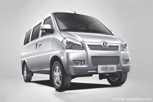 2011款 北汽 威旺306 基本型 80马力 1.3L微面
