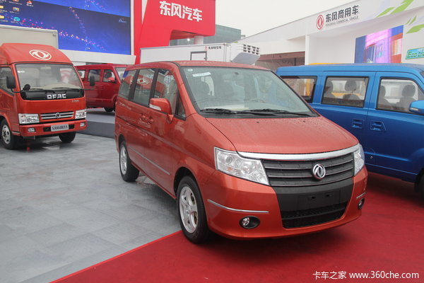 郑州日产 帅客 标准型 102马力 1.5L微面