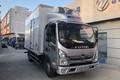 福田 奥铃速运 150马力 4X2 4.085米冷藏车(BJ5048XLC-FH)