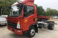 中国重汽HOWO 悍将 116马力 4X2 平板运输车(ZZ5047TPBF3315E142)
