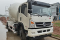 东风随专 S600 160马力 4X2 混凝土搅拌运输车(DFZ5180GJBSZ5D)